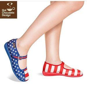 9f74a69938f85 Celebra el 4 de Julio con comodos zapatos.