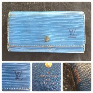 Authentic Louis Vuitton Epi Multiciles