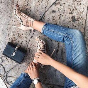 Pour la Victoire Shoes - NWT POUR LA VICTOIRE ELAINA HEEL // 8