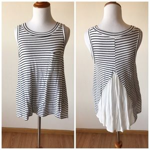 Honey Punch Tops - Honey Belle Stripped Tank
