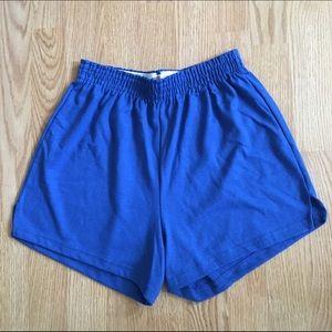 Soffe Pants - SOFFE SHORTS Royal Blue SZ Large New w/o Tags