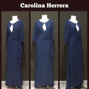 Carolina Herrera Dresses & Skirts - Carolina Herrera Silk Gown