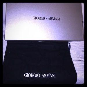 Giorgio Armani Shoes - Giorgio Armani Shoe Box and Dust Bag -