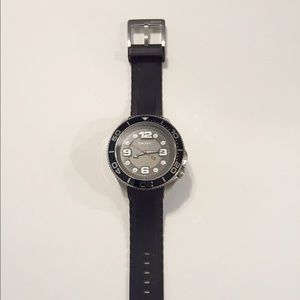 DKNY Other - Mens DKNY Silicon Sport Watch