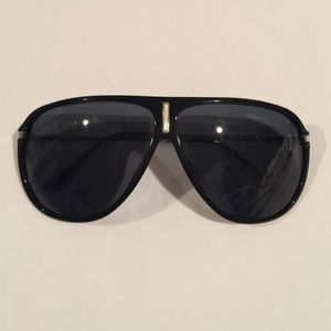  Versace Black Sunglasses 