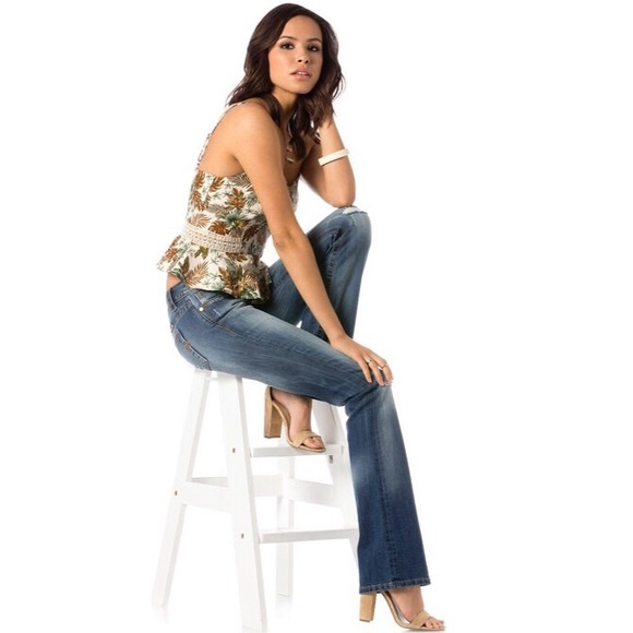 Miss Me Denim - Miss Ultra Classy Bootcut Babes