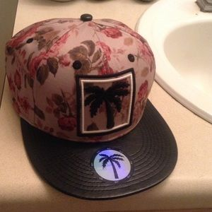 BLVD Palm tree SnapBack