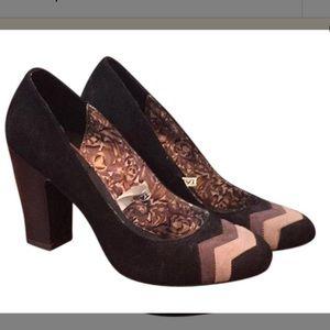 Missoni Shoes - Missoni for target zig zag heels size 6