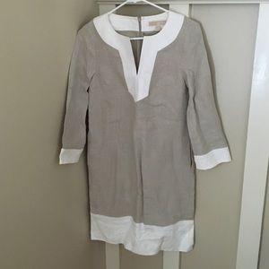 MICHAEL Michael Kors linen dress