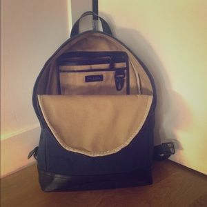rag & bone Handbags - rag & bone canvas and leather backpack