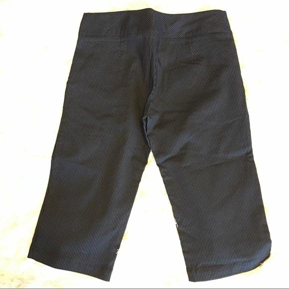 Blue 7 black dress pants