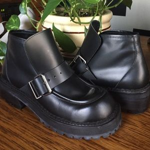 UNIF Detention Boots