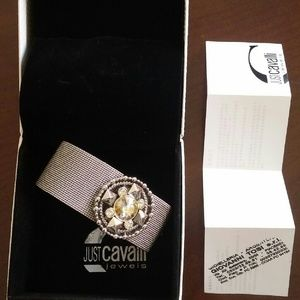 Just Cavalli Jewelry - Sale today!! Just Cavalli bracelet New in box