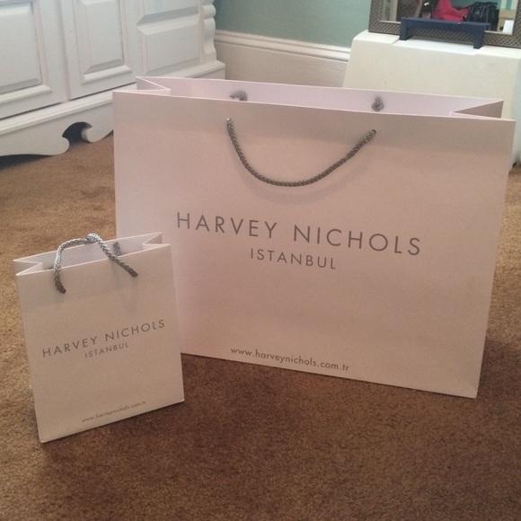 e0f39bccc2 Bags | 2 Harvey Nichols Shopping | Poshmark