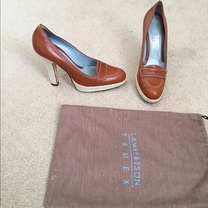 Lambertson Heels. Worn a few times.