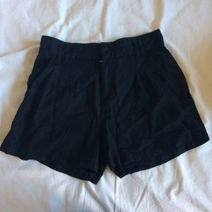 Brooklyn Industries Pants - High Waisted Flowy Shorts