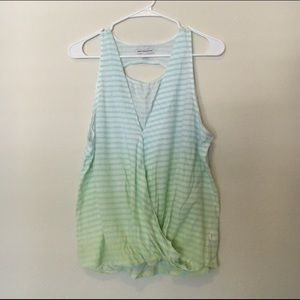 American Eagle Outfitters Ombré Tank