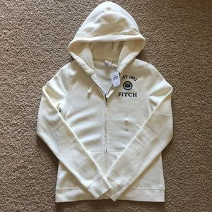 Abercrombie & Fitch Brushed Hoodie