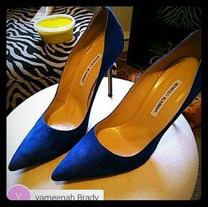 Manolo Blahnik Shoes - 💥Authentic Manolo Blahnik💥