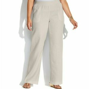 INC International Concepts wide leg pants on Poshmark