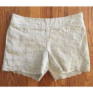 Anthropologie Shorts Size 4