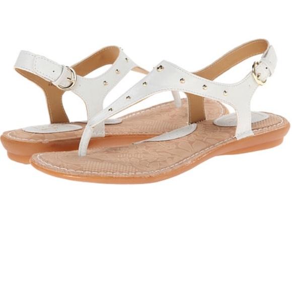 007b7b09ba86 B.O.C. Shoes - Final Price 💕NEW B.O.C Candia Thong Sandal White