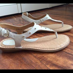 31629646a263d B.O.C. Shoes - Final Price 💕NEW B.O.C Candia Thong Sandal White