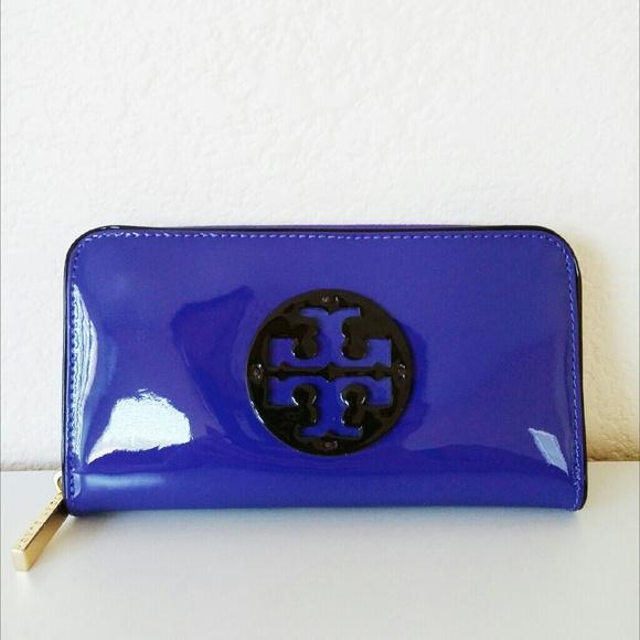 4315091523a9 Tory Burch Jupiter Purple Continental Wallet. M 5776f24a13302adf6b014ab9