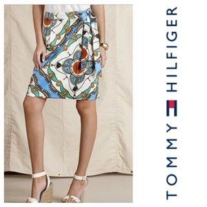 Tommy Hilfiger Dresses & Skirts - 🆕 Tommy Hilfiger Wrap Skirt