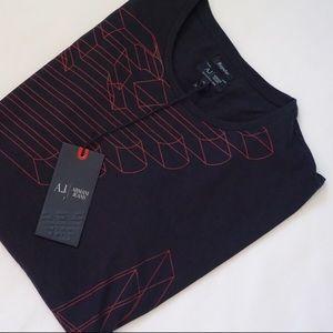 Armani Jeans Other - BRAND NEW ARMANI JEANS MEN GEOMETRIC LOGO  SIZE XL