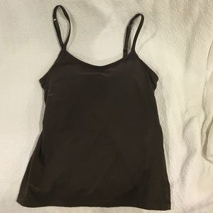Forever 21 Brown Cami Size Medium