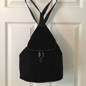 Jones New York Handbags - 🛍 Jones New York Black Backpack Bag