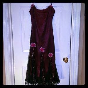 Vintage Betsey Johnson evening dress sz6