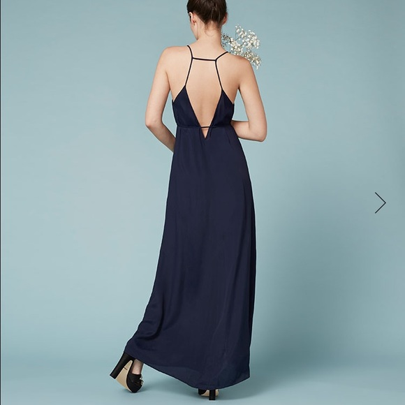 492269399c5 Reformation Sapphire Grapefruit Dress. M 57773690eaf030fb9801965a