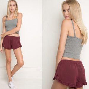 ⚡️SALE⚡️NWT brandy melville vodi shorts