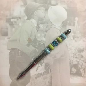 Accessories - NWT!  Jeweled Pen with Bling!