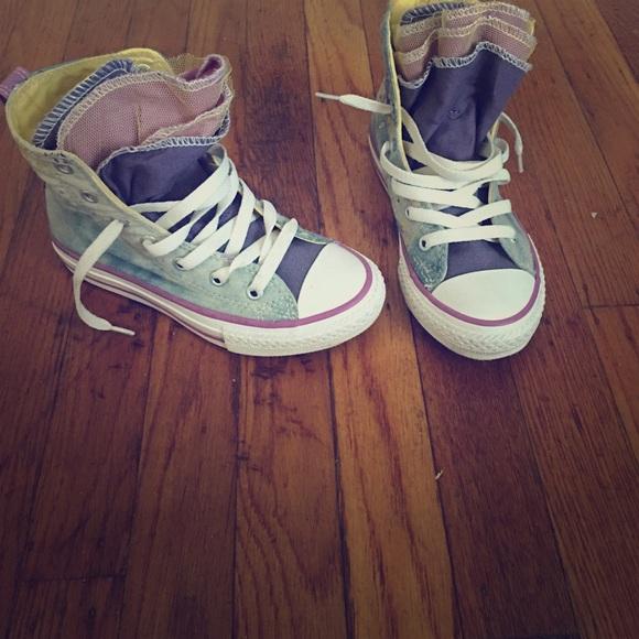 a51d54e6e5a4 Converse Shoes - Converse Taylor All Star   Party High top sneaker