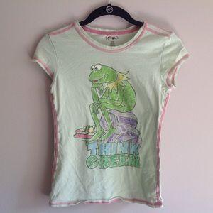 Disney Other - Kermit Earth Day tee