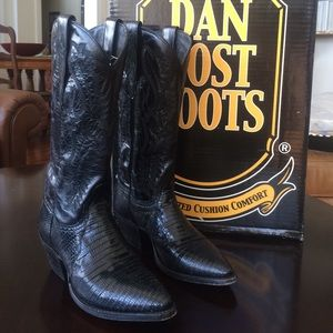 58% off Dan Post Shoes - Dan Post Cowboy Boots from Marcey ...
