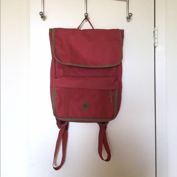 8348f3fa71 Timberland Red Backpack. M_5777cfce2599fedcd800275d