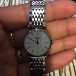 Longines  Jewelry - Longines Watch