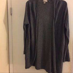 Forever 21 Sweaters - Forever 21 gray cardigan