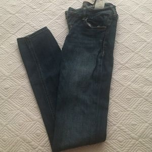 Denim - Medium wash skinny jeans