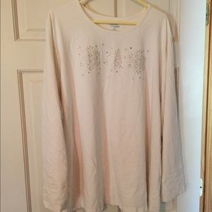 Liz & Me long sleeve tshirt