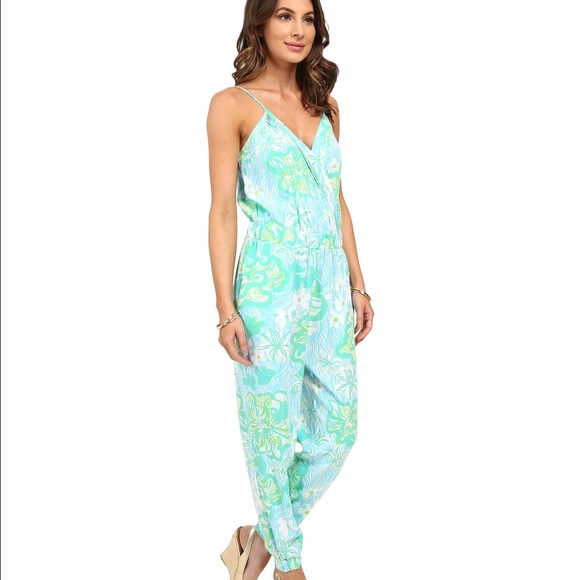 997110b492dc54 Lilly Pulitzer Pants - Lilly Pulitzer Melba Jumpsuit