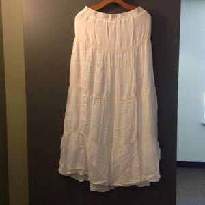 Brand New Merona Bright White Skirt
