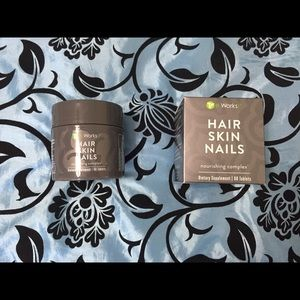 Other - ***SOLD*** It Works! Hair Skin Nails supplements