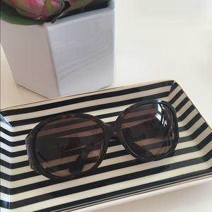 FENDI Accessories - Fendi Tortoise Sunglasses