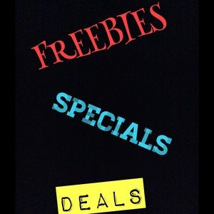 Other - FREEBIES AND DEALS ALL LISTED HERE
