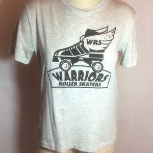NWOT Zara W&B Special Tee Gray Rare Fits Sm or XS